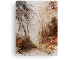 watercolor 250908 Canvas Print