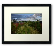 Viaduct Nr. Hockley Lights 2  Framed Print