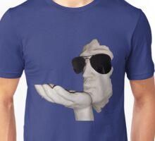 Statue with aviators Unisex T-Shirt