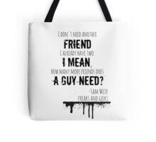 Freaks and Geeks Tote Bag