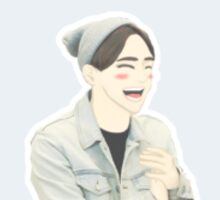 Jongbae Sticker