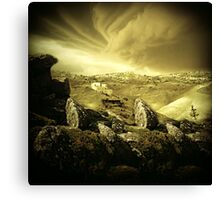 The Promise Canvas Print