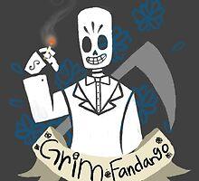 Grim Fandango by slimeblock