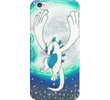 Lugia, the Guardian of the Seas iPhone Case/Skin