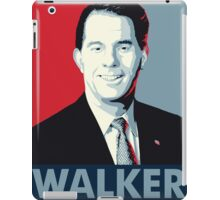 Scott Walker 2016 iPad Case/Skin
