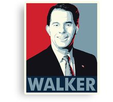 Scott Walker 2016 Canvas Print