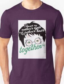 Lily's eyes & James'hair T-Shirt