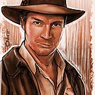 Indiana Fillion by Patrick Scullin