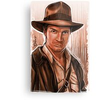 Indiana Fillion Metal Print