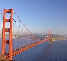 Golden Gate Bridge by EricFalk