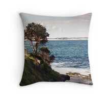The Entrance, New South Wales Throw Pillow