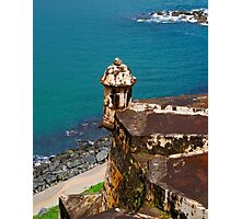 Fortress of the Caribbean - 02 Photographic Print