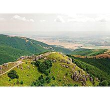 Balkan Landscapes, Shipka, Bulgaria Photographic Print