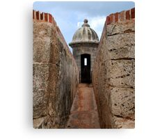 Fortress of the Caribbean - 05 Canvas Print