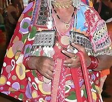 Banjara Woman  by Ratatouille