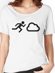 Cloud Chaser Women's Relaxed Fit T-Shirt