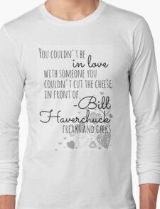 Freaks and Geeks on Love Long Sleeve T-Shirt