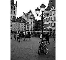 Hauptmarkt, Trier Photographic Print