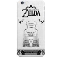 Zelda legend Lon lon Milk iPhone Case/Skin