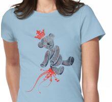 """DeadbeaR T-Shirt """"Denim"""" Womens Fitted T-Shirt"""