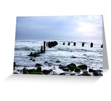 Morning Tide Greeting Card