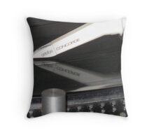 Concorde flys again! Throw Pillow