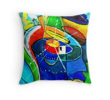 The Higgs boson Challenge that goes late!  Throw Pillow
