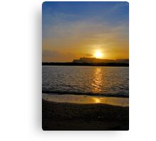 San Juan Awakes Canvas Print