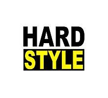 Hardstyle Photographic Print