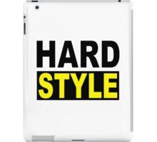 Hardstyle iPad Case/Skin