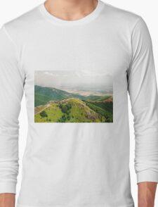 Balkan Landscapes, Shipka, Bulgaria Long Sleeve T-Shirt