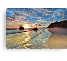 Newdicks daybreak Canvas Print