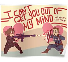 i can't get you out of my mind Poster