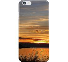 A County Down Sunset.......................................N Ireland iPhone Case/Skin