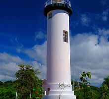 Rincon Lighthouse 1921 by lightboxfactory