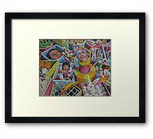The Mad Apothecary Framed Print