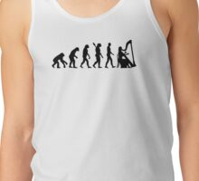 Evolution Harp Tank Top