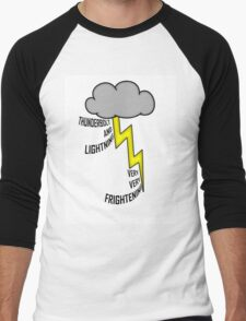 Bohemian Rhapsody Lyrics Men's Baseball ¾ T-Shirt