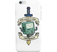 BMO iPhone Case/Skin