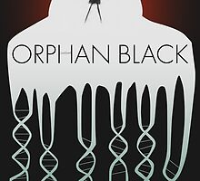 Orphan Black Fan Poster by normalsauce