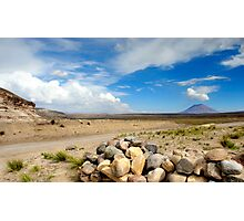 High Andes Photographic Print