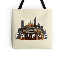 He'll Be There For You  Tote Bag