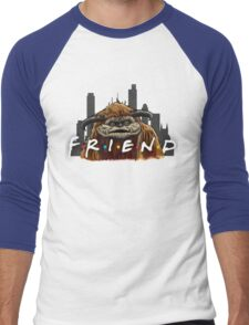 He'll Be There For You  Men's Baseball ¾ T-Shirt