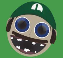 Weird Baby: Luigi One Piece - Short Sleeve