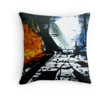 Forest of Emotions Throw Pillow