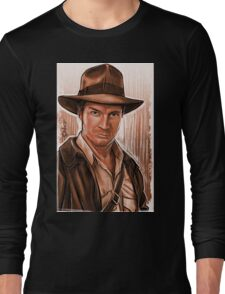 Indiana Fillion Long Sleeve T-Shirt