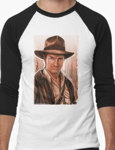 Indiana Fillion Men's Baseball ¾ T-Shirt