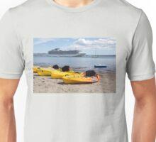 departing port Unisex T-Shirt