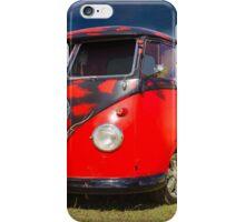 Combi Pickup iPhone Case/Skin