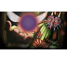 Majora's Mask: Skull Kid Photographic Print
